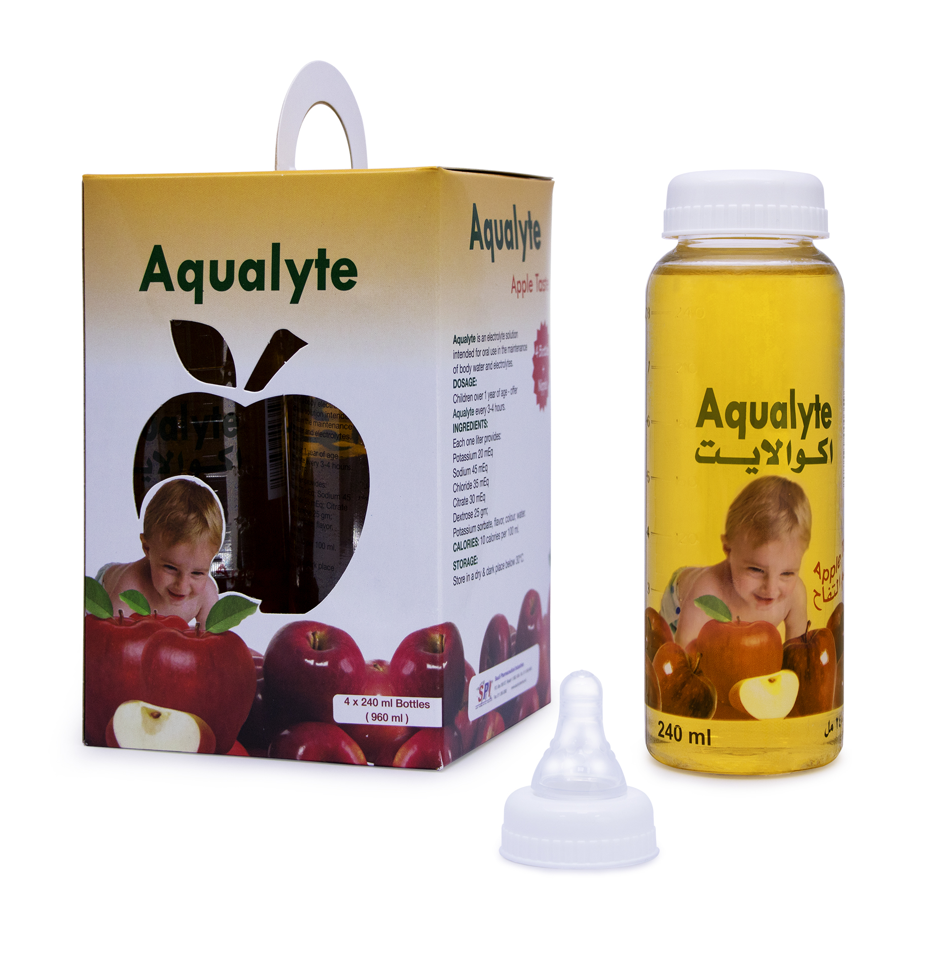 Aqualyte 240ML