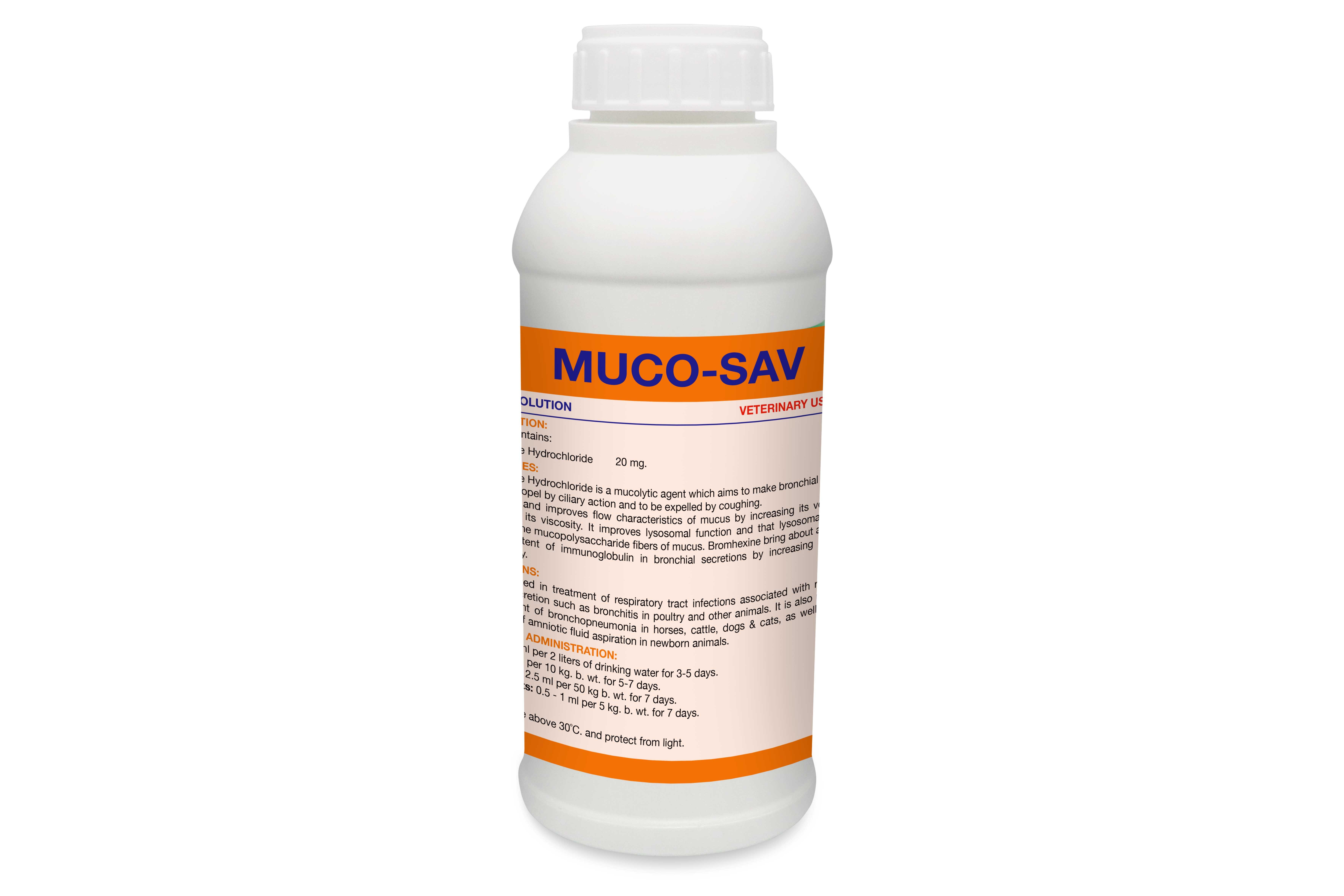 MUCO-SAV 1000 ml