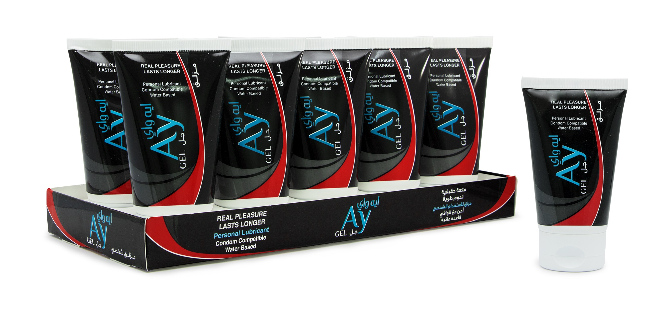 AY - Gel 40 ml tray
