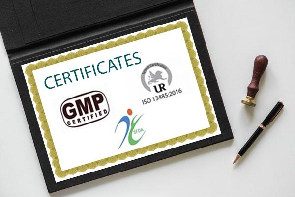 اعتماد GMP